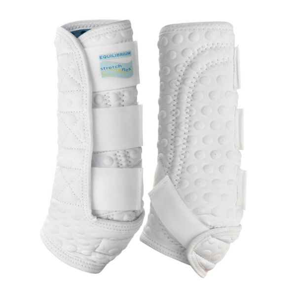 Equilibrium Stretch & Flex Training Wraps - White